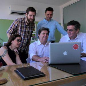 Foto Sócios Gero360