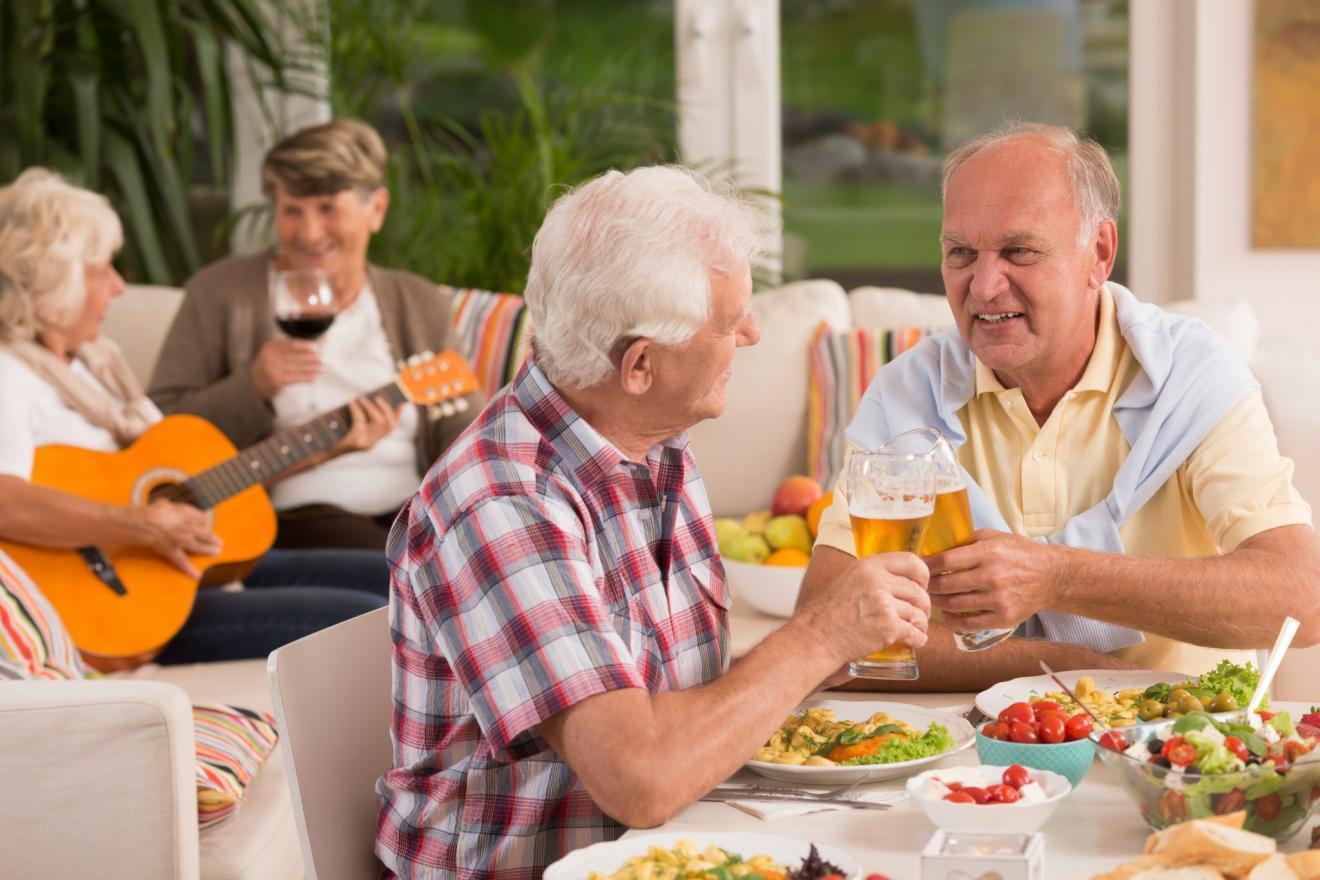 London Australian Seniors Singles Online Dating Service