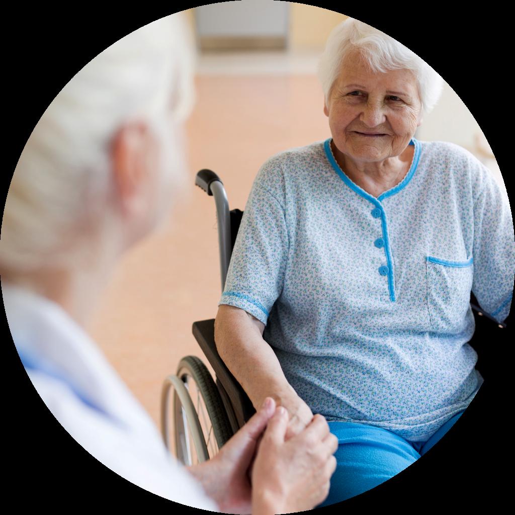 Imagem utilizada pela Gero360 para ressaltar a importância da demência como prioridade de saúde pública