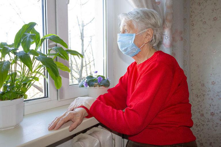 Saúde mental dos idosos durante a pandemia